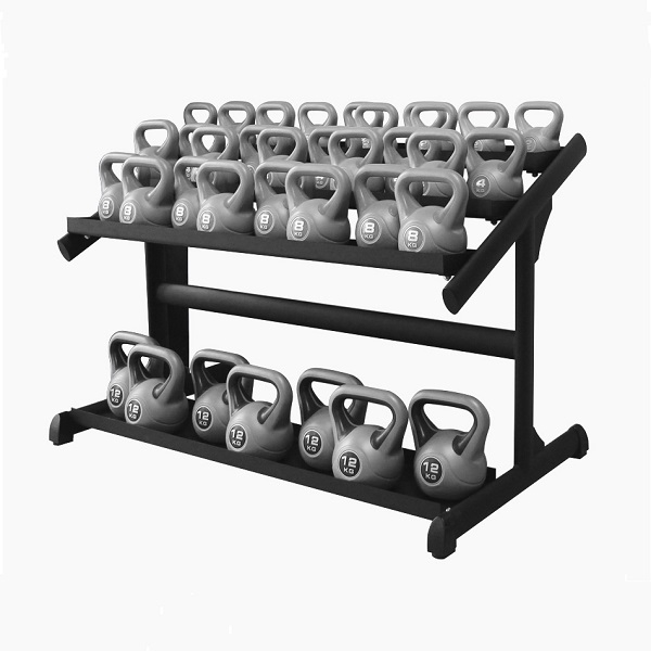 Стойка для гирь GYM80 Sygnum Functional Performance Kettlebell Rack 4909